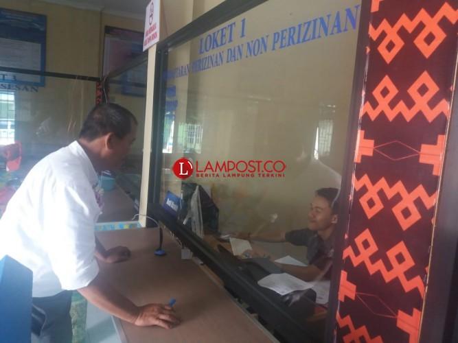 Terobosan DPMPTSP Dongkrak Pendapatan