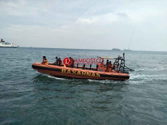 Tim Gabungan Masih Cari Korban Tabrakan Kapal di Pelabuhan Merak
