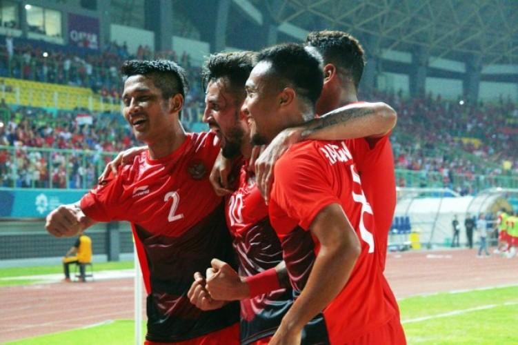 Timnas Indonesia Awali Kesempurnaan Asian Games, Menang Telak Atas Chinese Taipei