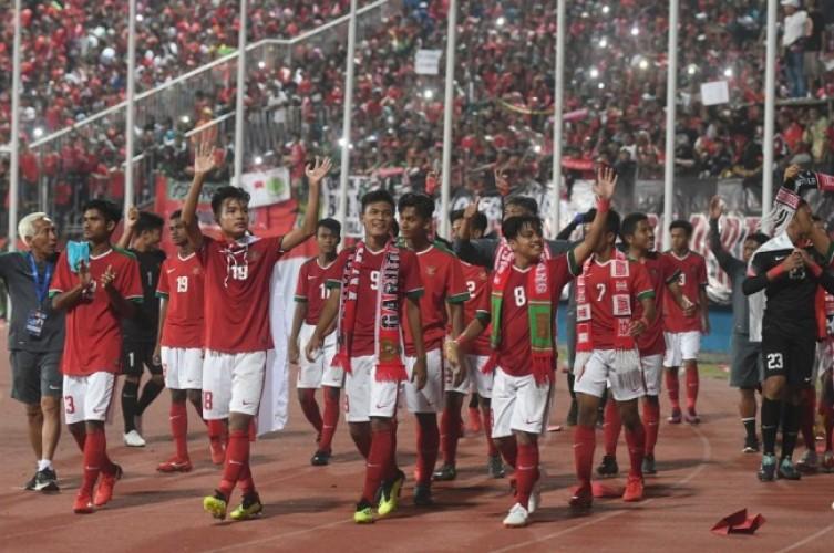 Timnas U-16 Ditahan Diimbangi Oman