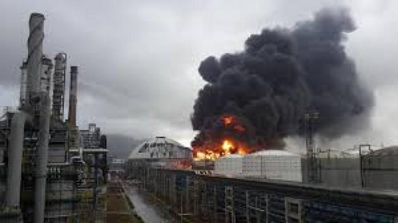Tiongkok Selidiki Ledakan Pabrik Kimia yang Menewaskan 47 Orang