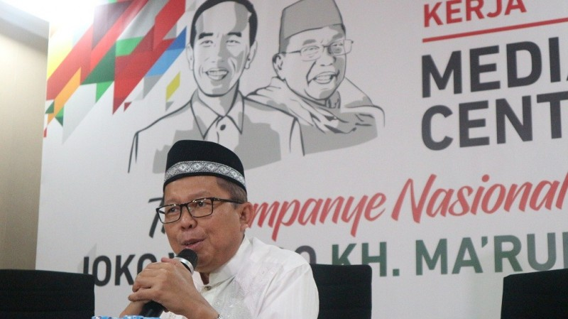 TKN Jokowi-Amin akan ke MK Besok