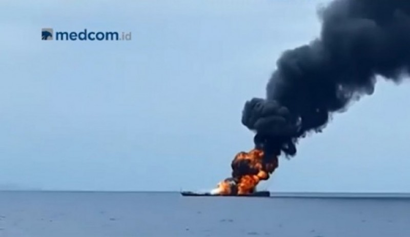 TNI AL Investigasi Terbakarnya KRI Rencong 622
