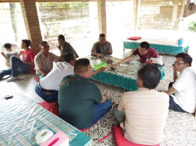 TNI dan Insan Pers Duduk Bersama Jalin Persatuan