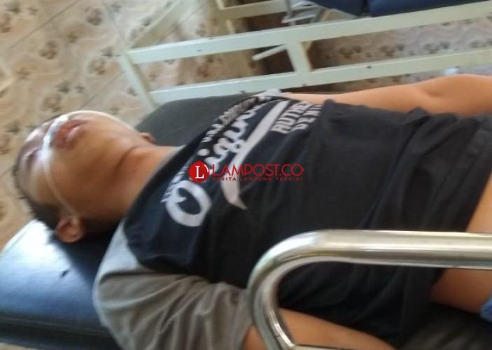 Tolong Korban Begal, Hariyanto Malah Ditembak di Kepala