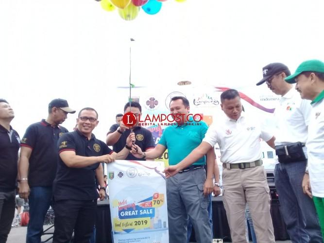 Tonjolkan Kuliner, Pariwisata Lampung Targetkan Imbangi Lombok