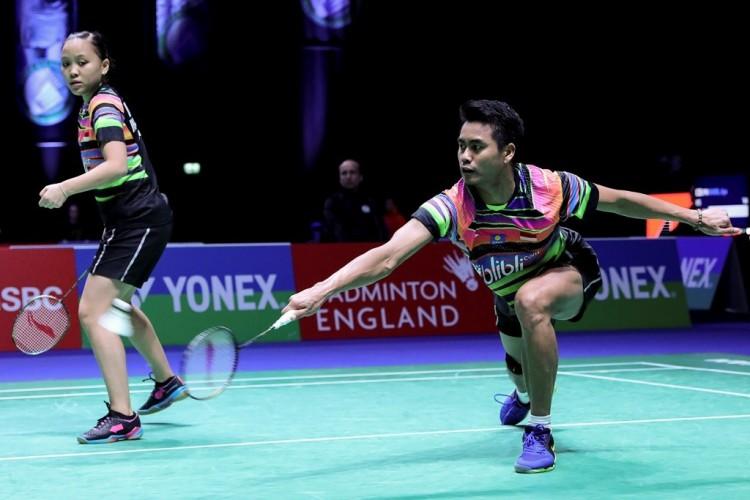 Tontowi/Winny Melaju ke Semifinal India Open 2019
