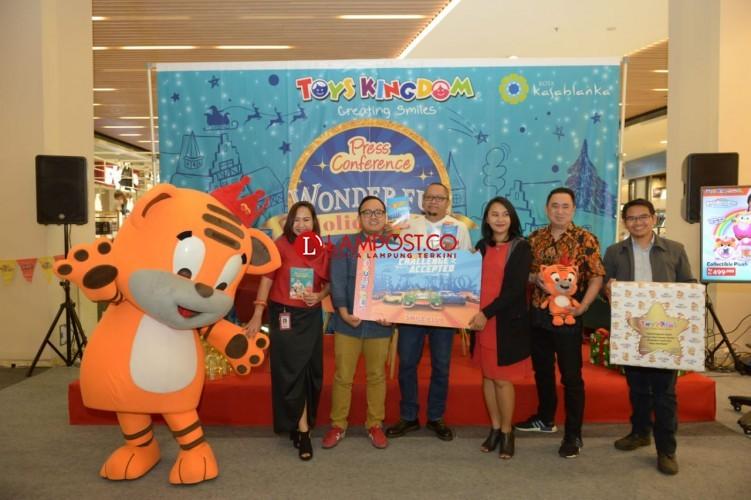 Toys Kingdom Luncurkan Program Akhir Tahun
