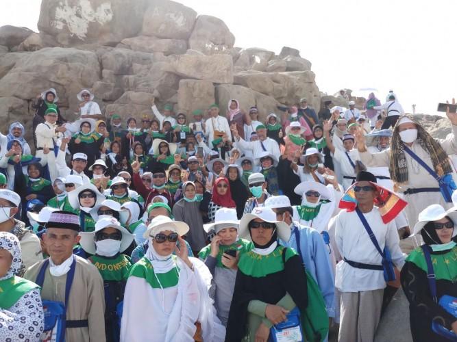 Tunggu Kepulangan, Jemaah Haji Berada di Tanah Suci Fokus Ibadah