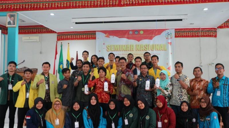 UKM-F Himapet Adakan Seminar Nasional Peternakan