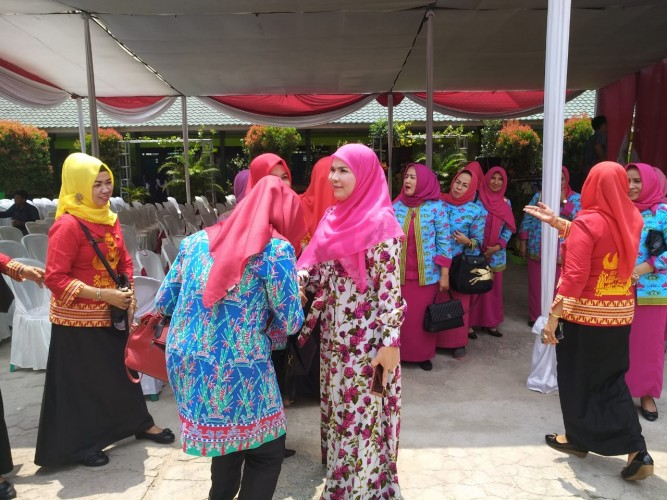 UKS Lampung Diperhitungkan Nasional
