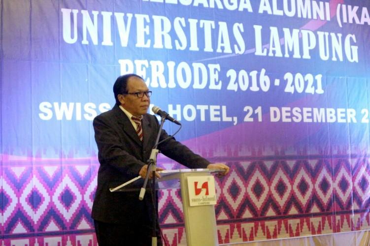 Unila Pantau Kegiatan Mahasiswa Tangkal Radikalisme