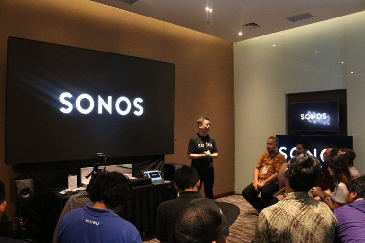 V2 Indonesia Luncurkan Sonos Beam