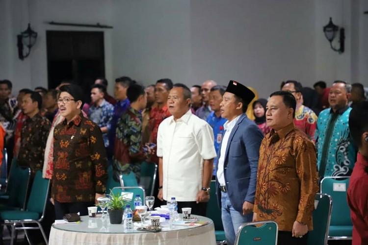 Wagub Lampung Buka Kegiatan Wasda di Lambar