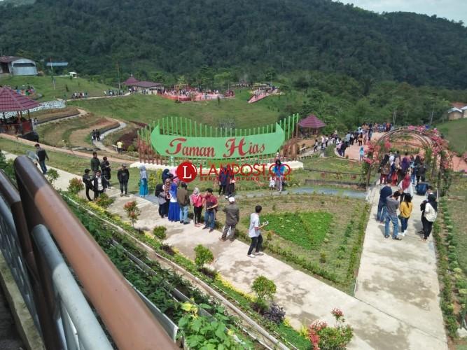 Wagub: Objek Wisata Lambar Lebih Indah dari Padang
