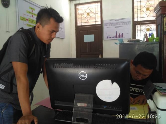 Wajib Pajak Masih Padati Samsat Tulangbawang Barat