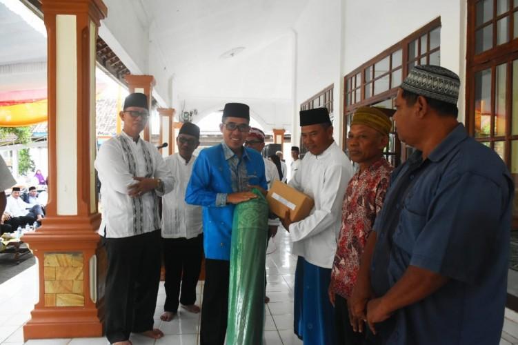 Wakil Bupati Lamtim Safari Ramadan ke Masjid Nurul Hidayah