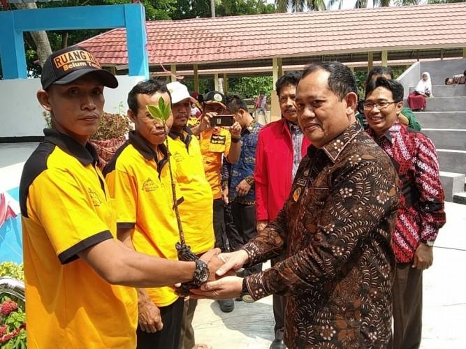 Wakil Bupati Tanggamus Buka Festival Pekon Kiluan Negeri