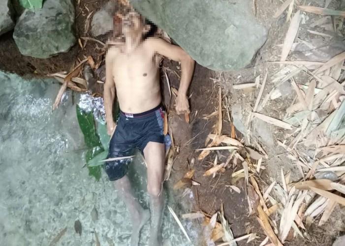 Warga Gayam Ditemukan Tewas di Pemandian Belerang