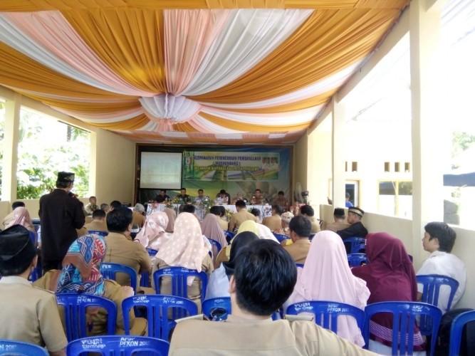 Warga Nusawungu Minta Pemkab Pringsewu Segera Selesaikan Tapal Batas dengan Pemkab Lamteng