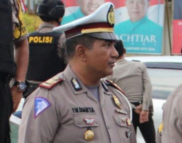 Waspada, Jalan Lintas Tengah Sumatera Banyak Lubang
