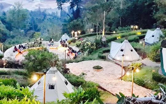 LAMPUNG POST | Alam Wawai Tawarkan Paket Wisata Edukasi Pelajar