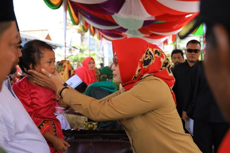 Winarti Janjikan Bantuan Rp20 Juta per Kampung untuk Muslimat Kreatif