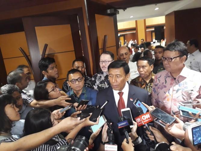 Wiranto Ingatkan Pengamanan Pemilu ke TNI/Polri
