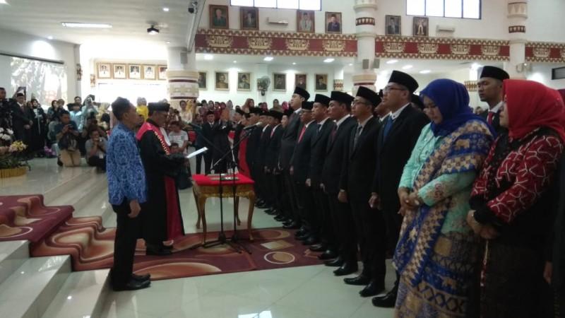 Wiyadi Pimpin Sementara DPRD Kota Bandar Lampung