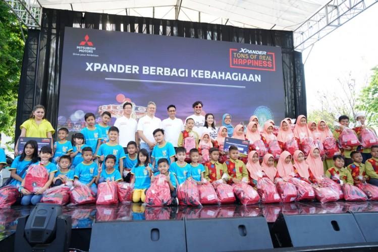 Xpander Tons of Real Happiness Sapa Surabaya