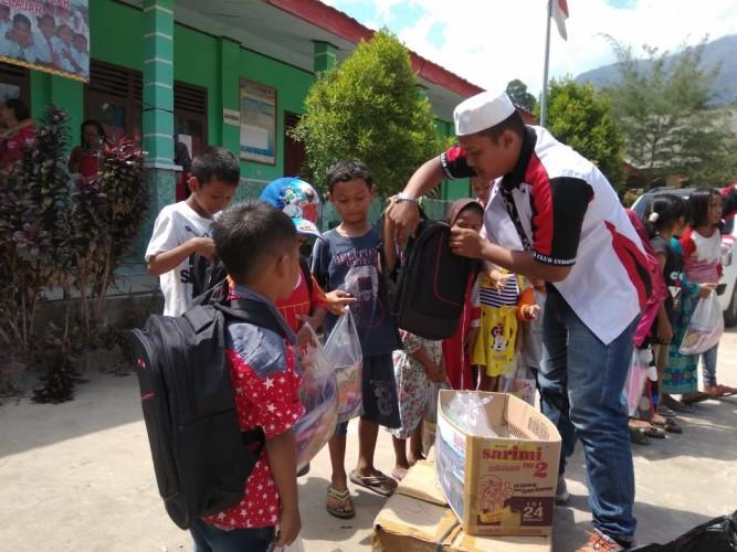 YVCI Donasikan Peduli Tsunami Selat Sunda